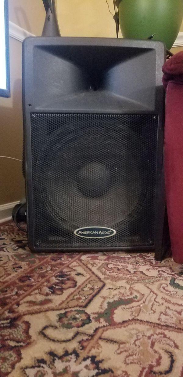 Speaker america audio