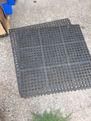 2 work mats 4x4 for Sale in Vancouver, WA