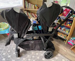 Double stroller for Sale in Columbia, TN