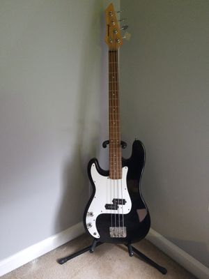 Galveston 4 String Electric Bass Guitar - (Left Handed) for Sale in Washington, DC