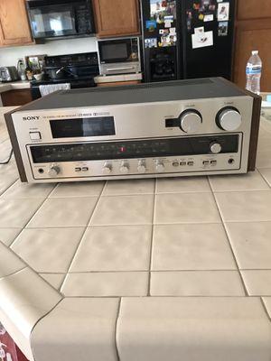 Vintage Sony FM/AM Stereo Receiver STR 4800 SD for Sale in Peoria, AZ
