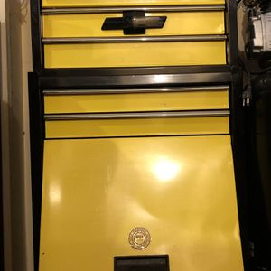 Stanley Double stack Rolling Tool Box for Sale in Orting, WA
