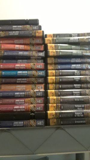 James axler deathlands audio book cd for Sale in St. Louis, MO