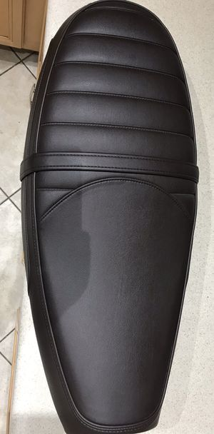 Triumph motorcycle seat for Sale in Phoenix, AZ