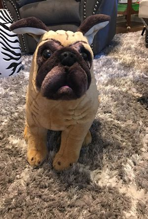 Pug stuffed animal by Mellissa and Doug for Sale in Manchester Township, NJ