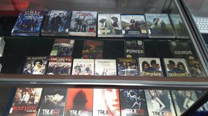 Season pack dvds and blurays for Sale in West Sacramento, CA