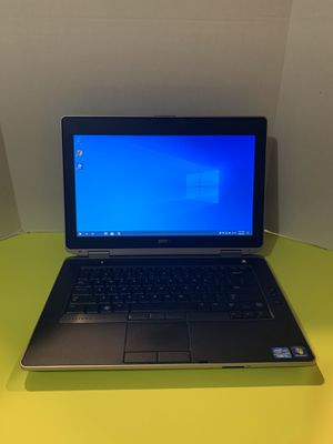 Dell laptop computer | i5 CPU | 500GB Hard Drive | Windows 10 Pro | 4GB | Battery + Charger for Sale in Miami, FL