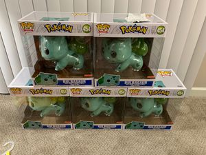 10inch Bulbasaur POP Figure for Sale in Columbus, OH