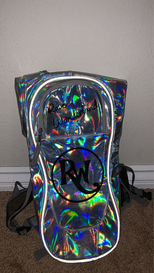 RAVE WONDERLAND Hydration Backpack / water pack not included. for Sale in Moreno Valley, CA