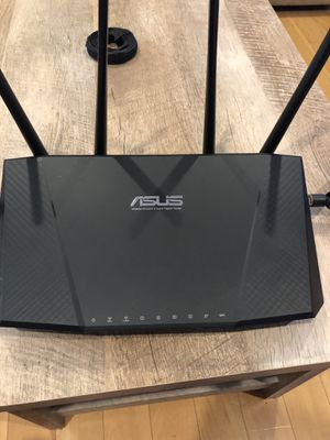 ASUS RT-AC3200 Tri-Band AC3200 Wireless Gigabit Router for Sale in Westminster, CA