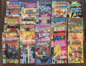 Lot of comic books for Sale in Ladera Ranch, CA