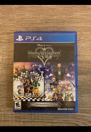 Kingdom Hearts 1.5 + 2.5 HD remix for Sale in Alafaya, FL