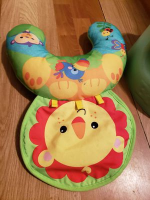Tummy time toy - lion for Sale in San Diego, CA