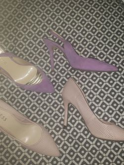 2 Pairs Of Ladies Shoes  for Sale in San Diego, CA
