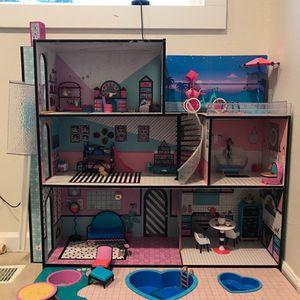 LOL Doll House for Sale in Redmond, WA