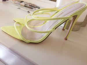 Neon green heels for Sale in Morrow, GA