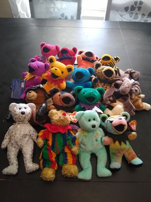 Beanie babies- Rare original for Sale in Winchester, CA