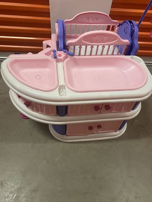 Kid toy baby changing table. for Sale in Hurst, TX