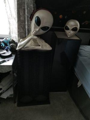 Alien CD holder for Sale in Methuen, MA