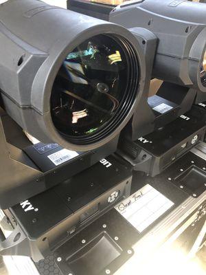 Dj movingheads 380wat super bright for Sale in South Gate, CA
