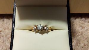 1/2 Carat art deco vintage diamond engagement ring for Sale in Graham, WA