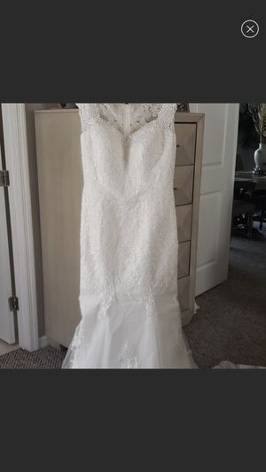 Beautiful wedding dress for Sale in Mesquite, TX