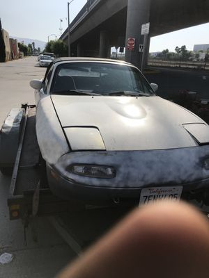 Mazda Miata 1991 parts out if you need any parts send message for Sale in Corona, CA