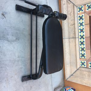 Strengthen your core abdominal muscles using Bench for Sale in Tucson, AZ