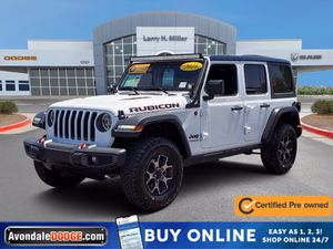 2018 Jeep Wrangler Unlimited for Sale in Avondale, AZ