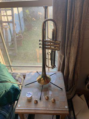 Conn Connstellation 28b Bb Vintage Professional Trumpet 1955 for Sale in Lodi, CA