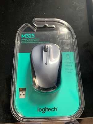 Logitech M325 Wireless Mouse for Sale in Somerville, MA