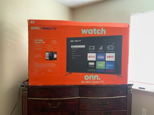 58 inch TV -NEED GONE TODAY- for Sale in Greenville, SC