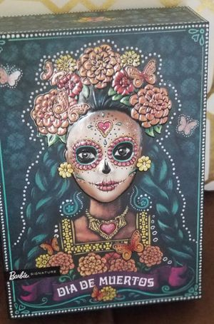 Dia De Muertos Day of the Dead Collector Barbie Doll for Sale in Fairfield, CA