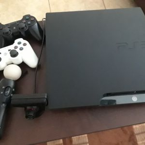 Excellent Ps3 With Ps Move & 9 Games for Sale in Kissimmee, FL