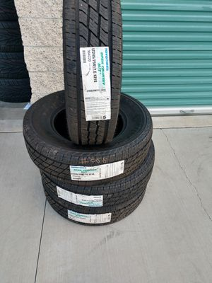 Lt245/75/17 toyo open country ht new tires price it's firm thanks for Sale in Montclair, CA