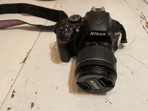 Nikon D3400 for Sale in Tukwila, WA