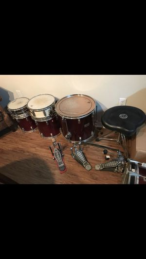 MOTIVATED SELLER - Pearl Professional DX Drum Set for Sale in Tampa, FL