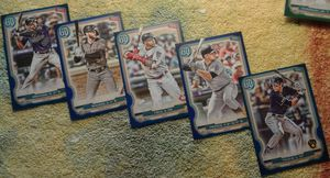 2020 TOPPS GYPSY QUEEN NUMBERD BASEBALL CARDS for Sale in Los Angeles, CA