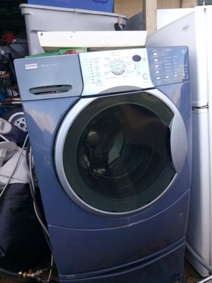 Kenmore elite he4t washer and dryer for Sale in Kapolei, HI