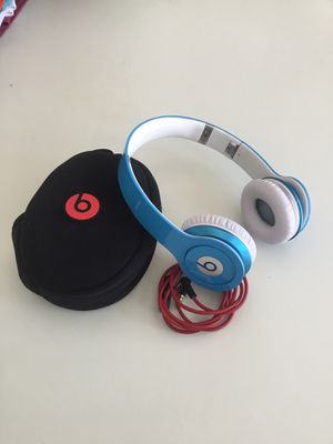 Beats Headphones Solo 1 Beats By Dre for Sale in Miami, FL