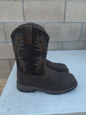 Arit composite toe work boots size 11.5 D for Sale in Riverside, CA