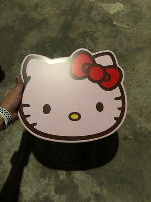Hello kitty kid stool for Sale in Philadelphia, PA