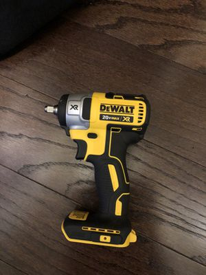 New New tool only 20 volts 3/8 impact wrench XR for Sale in Washington, DC