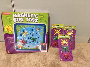 Brand New Magnetic Bug Toss Game from Lakeshore for Sale in Edmond, OK