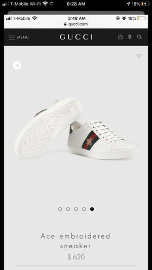 Gucci men's 10.5 for Sale in Renton, WA