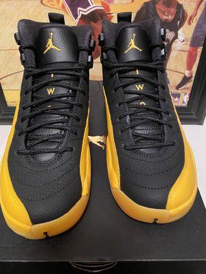 Air Jordan Retro 12 University Gold Size 6.5y DS for Sale in Fontana, CA