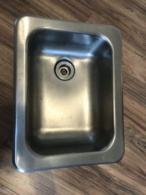 Rv/pop up camper sink and faucet for Sale in Mukilteo, WA