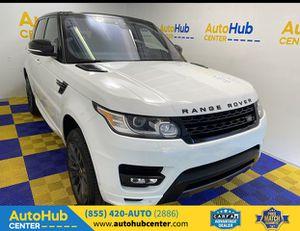 2017 Land Rover Range Rover Sport for Sale in Stafford, VA