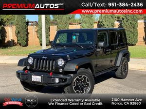 2016 Jeep Wrangler Unlimited for Sale in Norco, CA