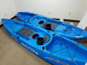 2 Cobra Fish n' Dives and Hobie Outfitter 2 Person Kayaks for Sale in Scottsdale, AZ